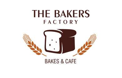 the bakers logo design